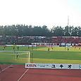 石川県西部緑地公園陸上競技場